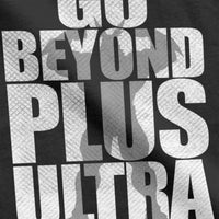 My Hero Academia Go Beyond Plus Ultra All Might T-Shirt