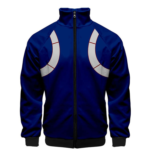 My Hero Academia Shoto Todoroki Costume Track Jacket