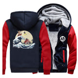 Dragon Ball Z Kame House Thick Jacket