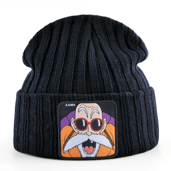 Dragon Ball Z Master Roshi Ribbed Beanie