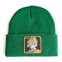 Dragon Ball Z Super Saiyan Goku Beanie