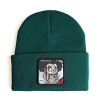 Dragon Ball Z Mr. Satan Beanie