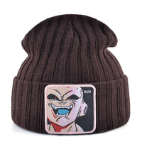 Dragon Ball Z Majin Buu Ribbed Beanie