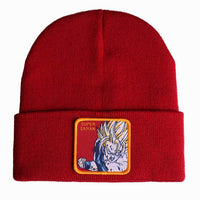 Dragon Ball Z Super Saiyan Goku V2 Beanie