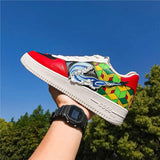 Demon Slayer Custom Cool Force Sneakers