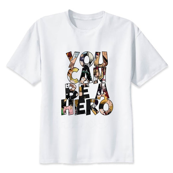 My Hero Academia - You Can Be a Hero T-Shirt