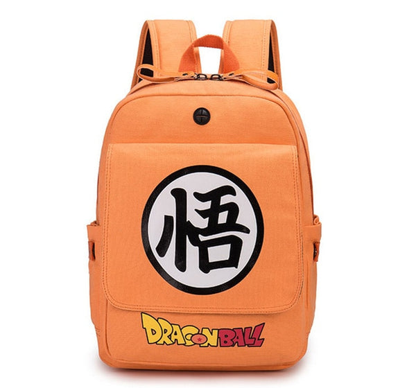 Dragon Ball Z Kanji Backpack