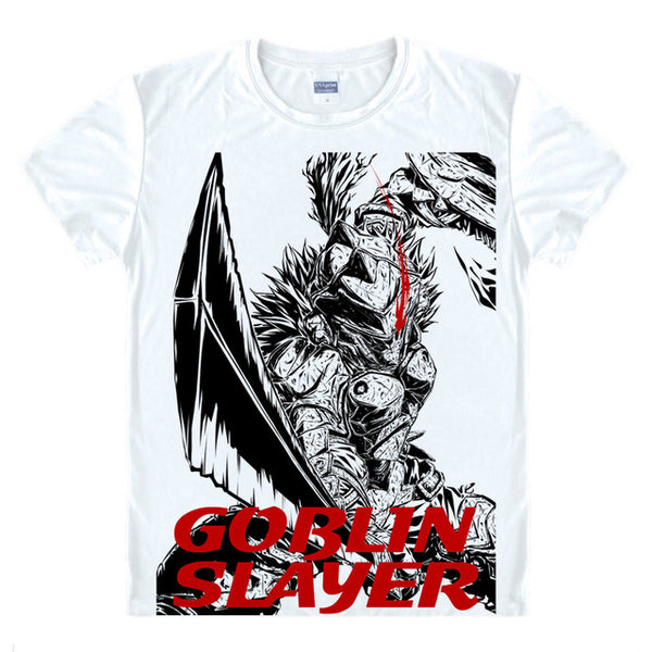 Goblin Slayer Digital Printed T-Shirt