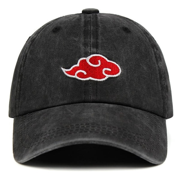 Naruto Washed Out Akatsuki Cap