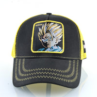 Dragon Ball Z Gohan Trucker Hat