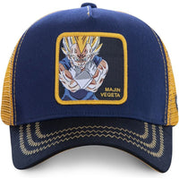 Dragon Ball Z Majin Vegeta Trucker Hat