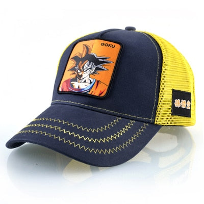 Dragon Ball Z Son Goku Trucker Hat