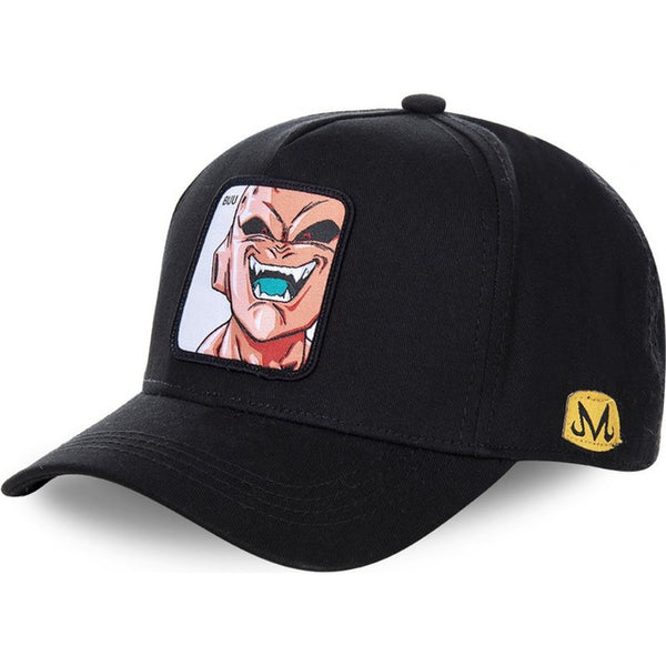 Dragon Ball Z Majin Buu Structured Snapback Cap