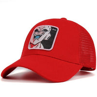 Dragon Ball Z Majin Buu Patch Trucker Hat