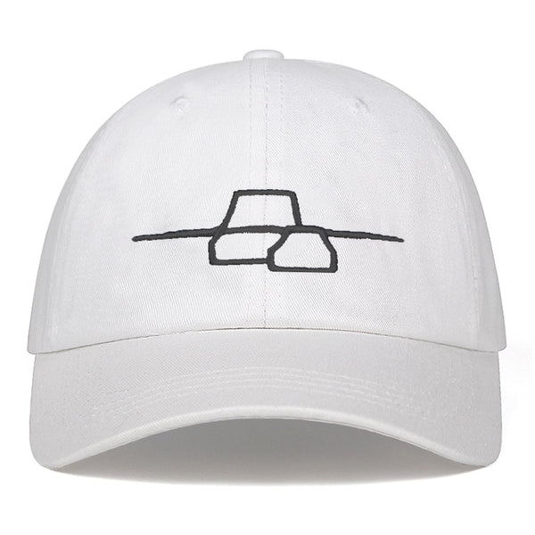 Naruto Crossed Out Hidden Stone Village Symbol Cap