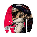 Dragon Ball Z Master Roshi Drip Long Sleeved Shirt
