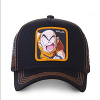 Dragon Ball Z Krillin Trucker Hat