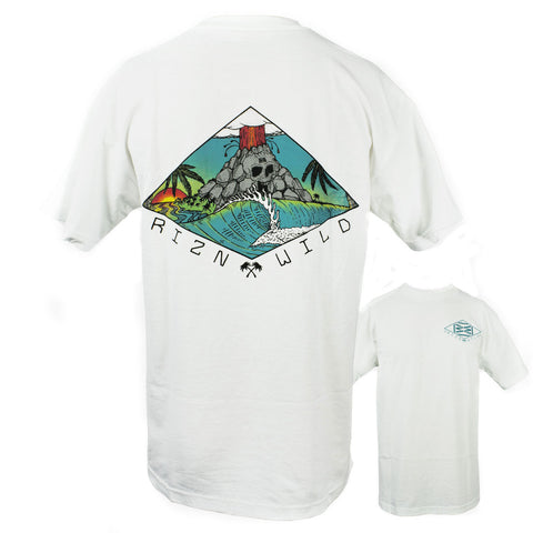 Original Mens Lightweight Tee in Mint