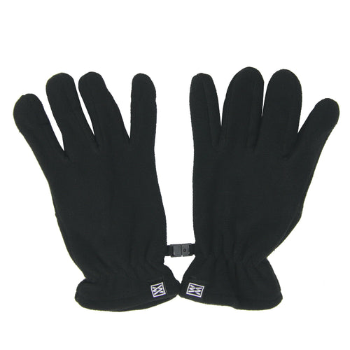 Aim Fleece Gloves in Black