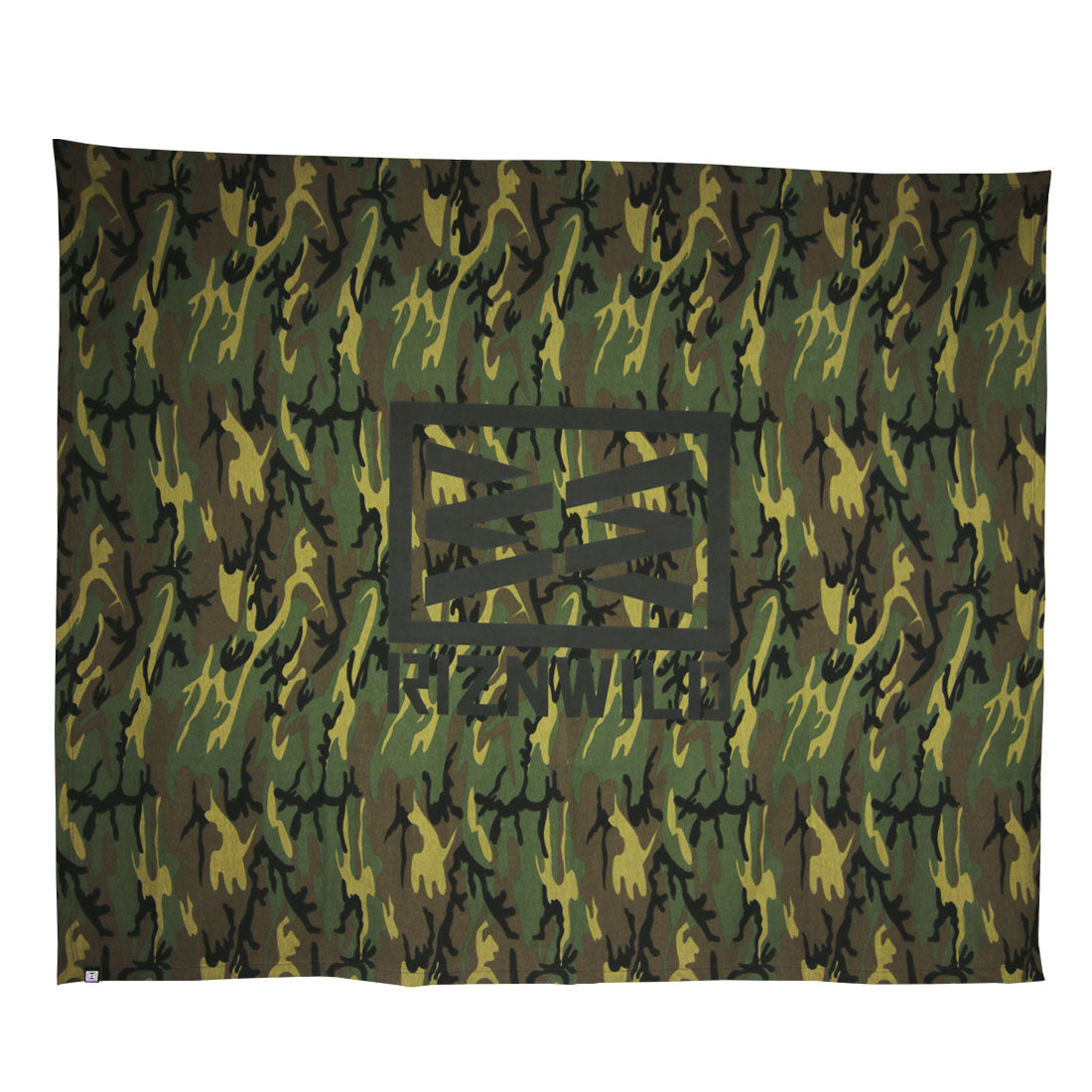 Brigade Blanket in Jungle Camo