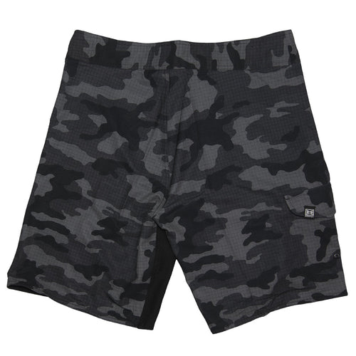 Resurgence Mens Board short in Camo
