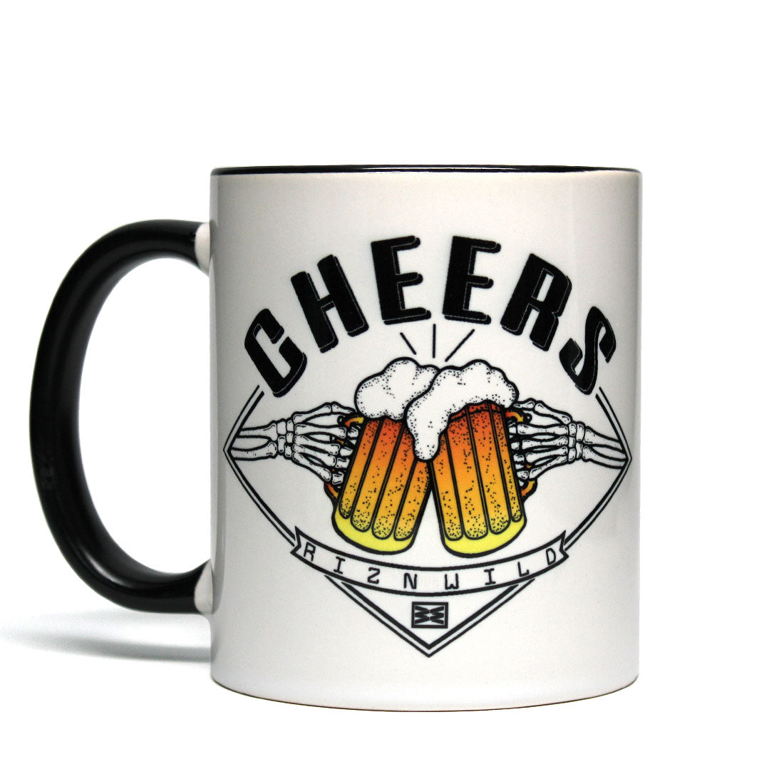Cheers Coffee Mug