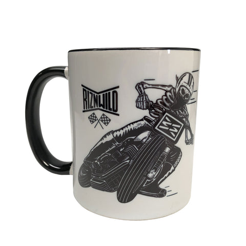 Moto Head Coffee Mug