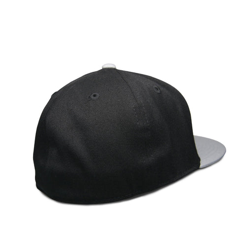 RIZNWILD | fitted hat back view
