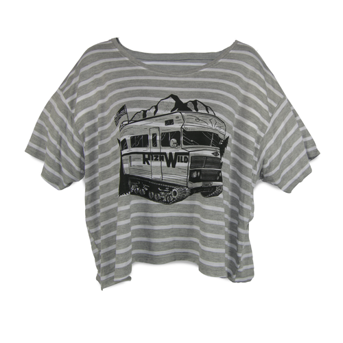 RIZNWILD | RV Camping Winnebago Camping floy tee from women