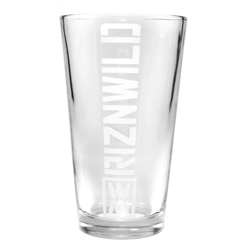 Tank Pint Glass