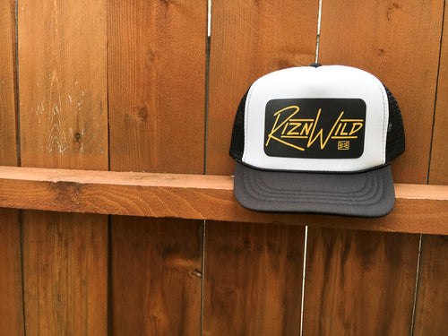 RIZNWILD | Youth trucker hat