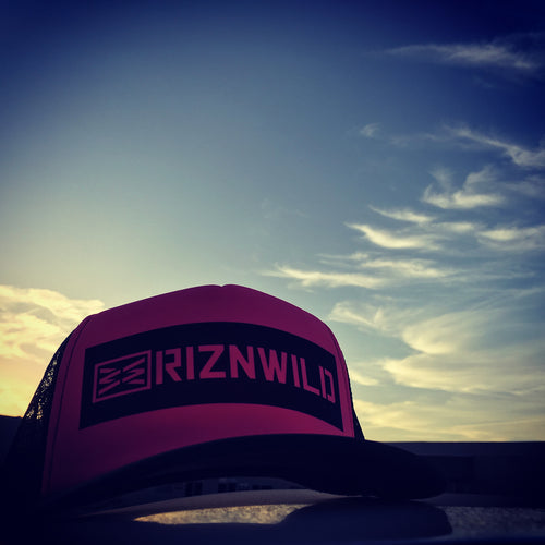 RIZNWILD | Hot Pink cool trucker Hat