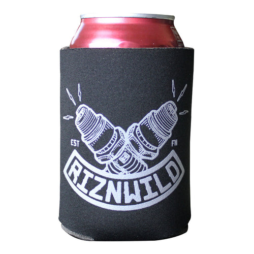 Flint Koozie in Black