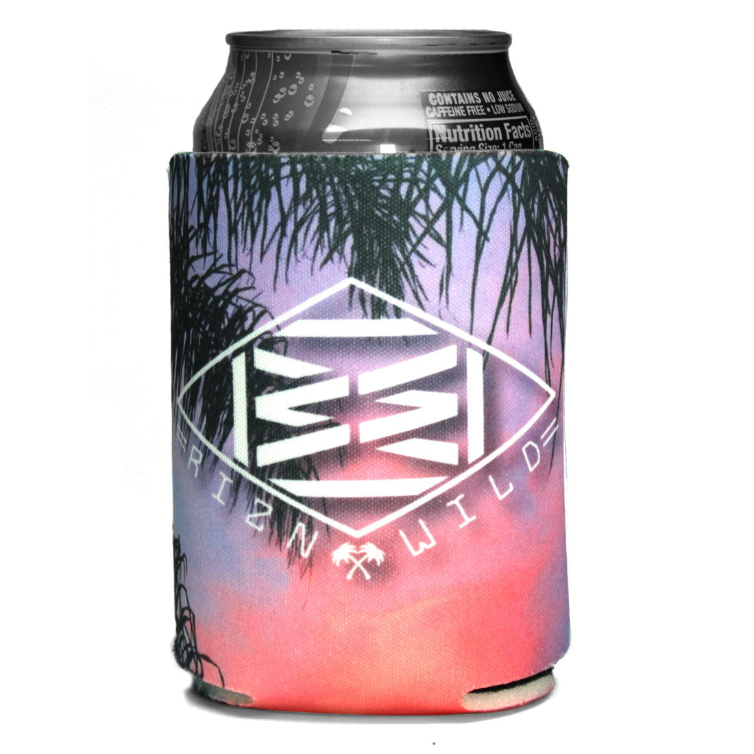 Island Sublimated Koozie