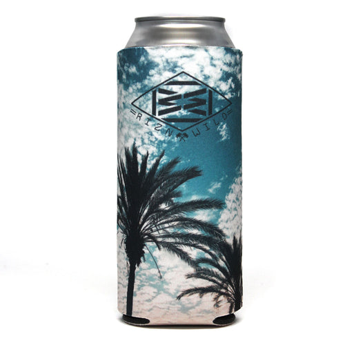 Vacation Tallcan Sublimated Koozie