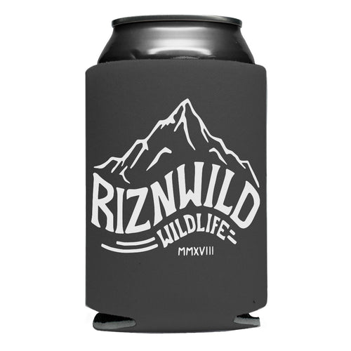 ROCKIES KOOZIE IN CHARCOAL