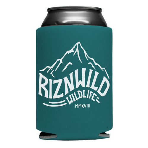 ROCKIES KOOZIE IN TEAL