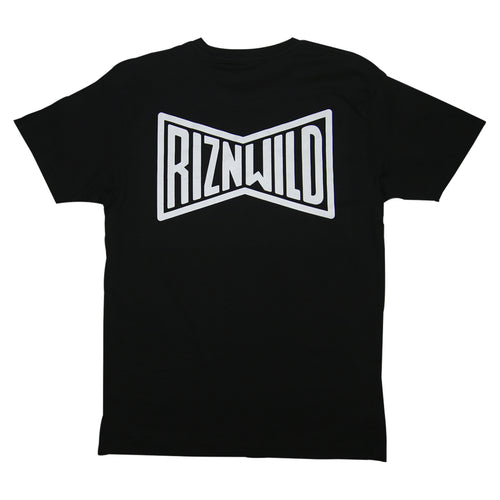 Vintage Mens Ultra Soft Tee in Black