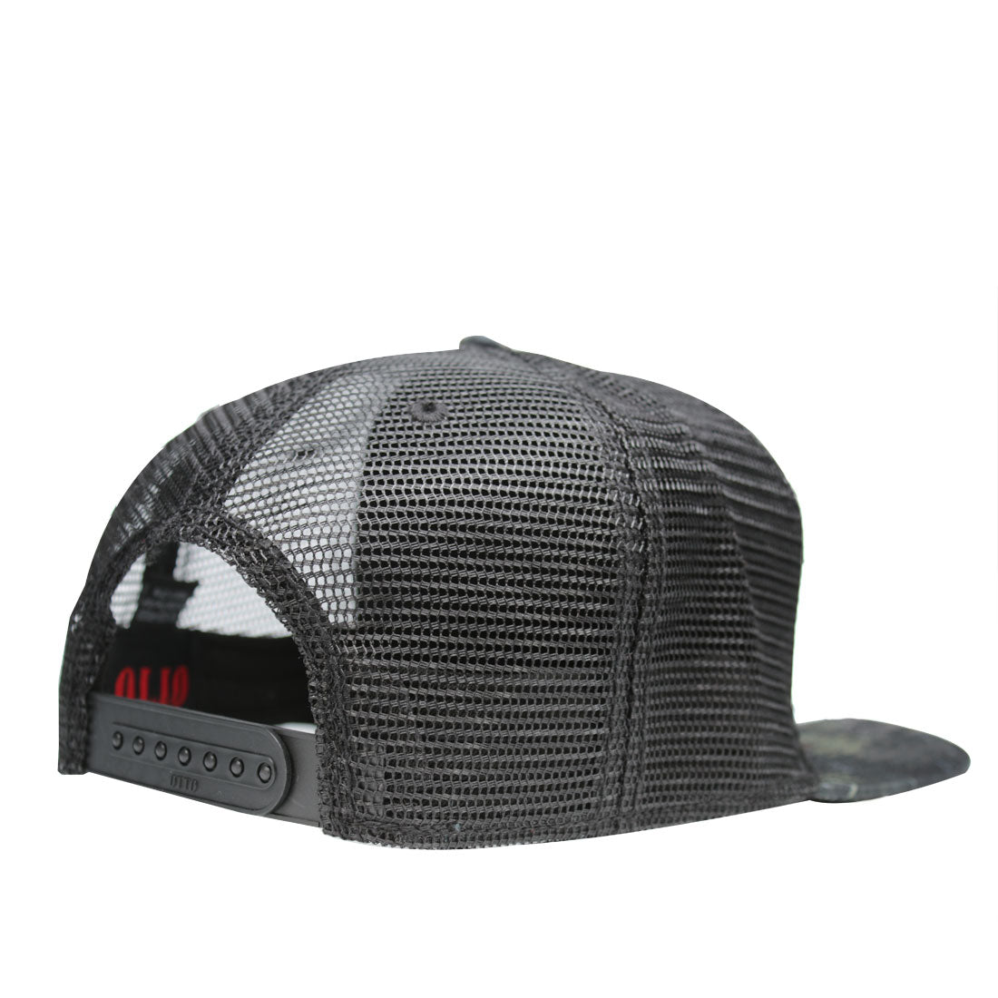 Range Otto Cap Snapback Hat in Camouflage