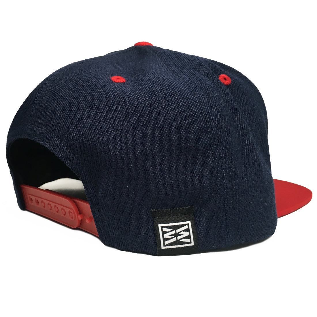 RIZNWILD | 4th of July color snapback hat