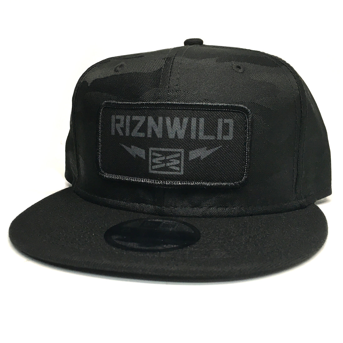 RIZNWILD | Thunder new era snapback hat