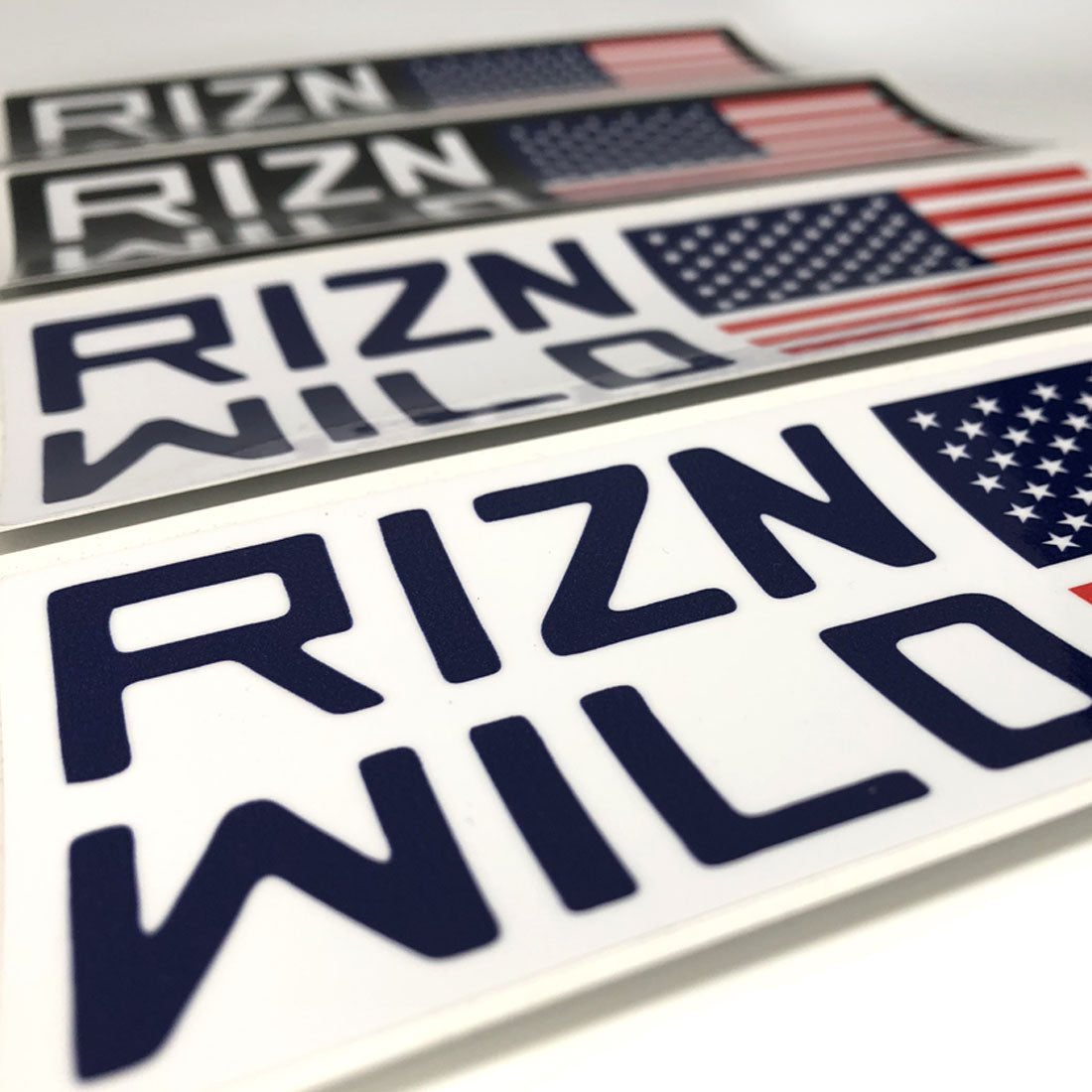 Old Glory Sticker 4-Pack