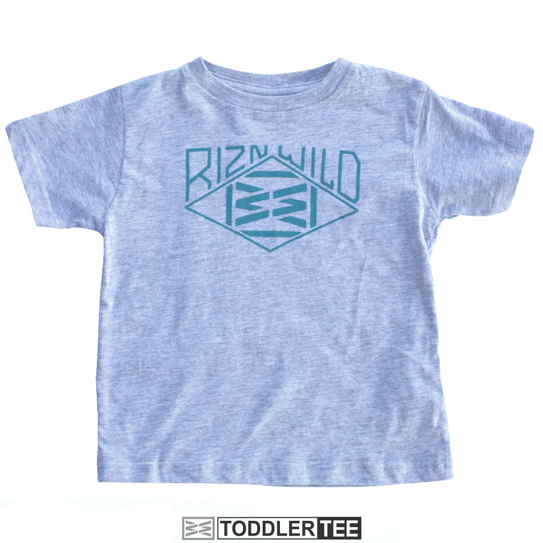 Sign Toddler Soft Tee in Athletic Heather
