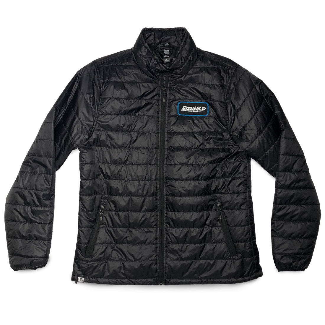 RIZNWILD | Women's black puffer jacket