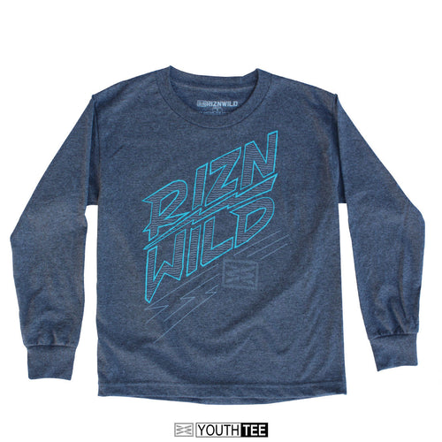 RIZNWILD | Youth kids long sleeve tee