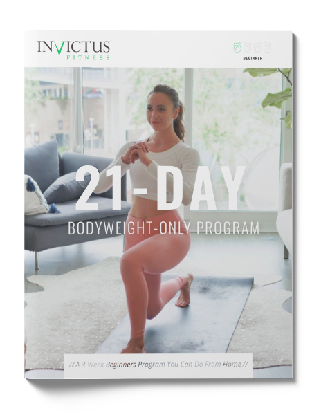 Invictus 21-Day Beginner's Bodyweight Program