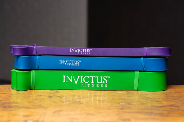 Invictus Resistance Bands - Set of 3