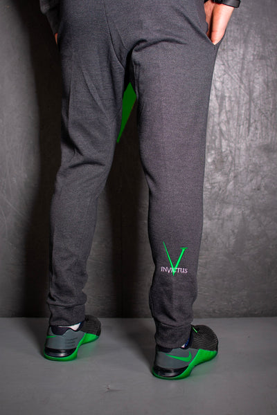 Invictus Nike Joggers - Dark Charcoal Grey