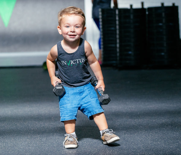 Invictus Boys -  Toddler Muscle Tank Top