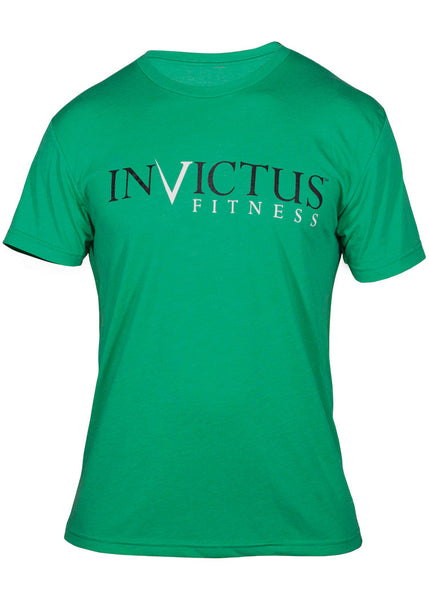 BONUS Invictus Poem Tri-Blend T-Shirt - Men's - Green